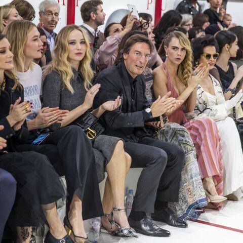 PHOTOS – Cara Delevingne, Charlotte Le Bon, Louane… Les plus beaux looks du défilé Dior