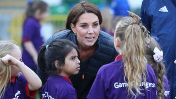 PHOTOS – Quand Kate Middleton et le prince William s'éclatent au foot