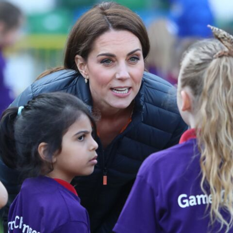 PHOTOS – Quand Kate Middleton et le prince William s'éclatent au foot