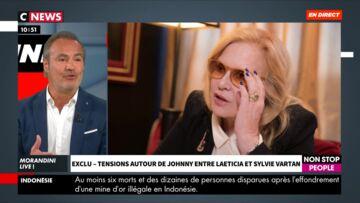 VIDÉO – Hommage à Johnny Hallyday: quand l'avocat de Sylvie Vartan contre-attaque et tacle Laeticia