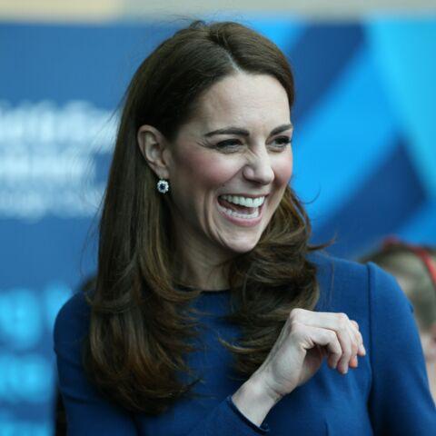 VIDÉO – Kate Middleton charmée par l'adorable question d'une petite fille