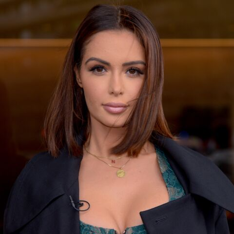 PHOTO – Nabilla, sa tenue en dentelles ultra-transparente fait sensation