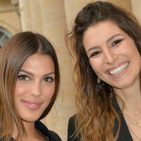 PHOTOS – Iris Mittenaere et Laury Thilleman très en beauté: les deux Miss affichent leur complicité à la Fashion Week