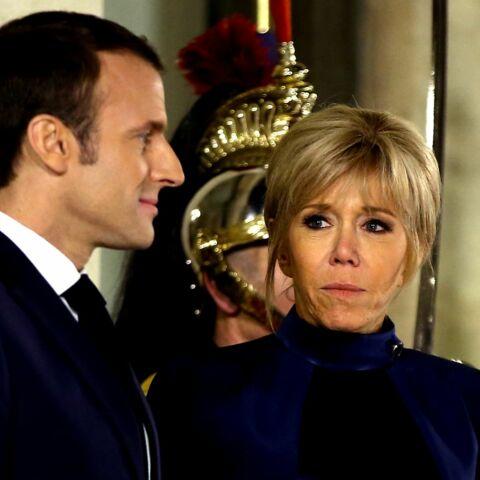 Cette rencontre qui a ému Emmanuel et Brigitte Macron