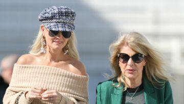 PHOTOS – Quand la mère de Laeticia Hallyday rend un bel hommage à Johnny