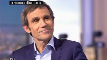 L'étonnante surprise de David Pujadas au mariage de Michel Houellebecq