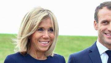 """Brigitte Macron """"plus libérée"""" que son mari, selon un proche du couple"""