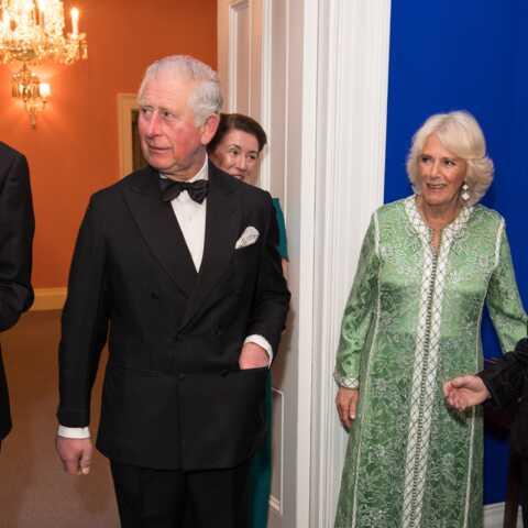 PHOTOS – Le prince Charles et Camilla en panne d'inspiration? Leur look copier-coller à un mois d'intervalle