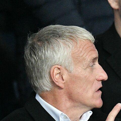 PHOTOS – Didier Deschamps et sa femme, Nicolas Sarkozy, Cyril Hanouna, tous concentrés pour le match du PSG