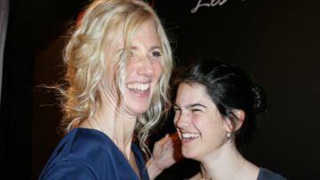 Sandrine Kiberlain, une mère très «complice» avec sa fille Suzanne