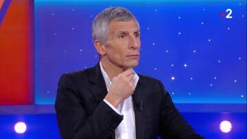 VIDEO – Nagui choqué par l'anecdote improbable d'une candidate sur Valérie Trierweiler