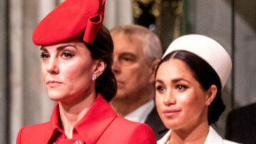 PHOTOS – Kate Middleton et Meghan Markle réconciliées? Les deux duchesses semblent plus proches que jamais