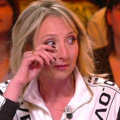 VIDEO – Audrey Lamy en larmes, son père lui fait une jolie surprise