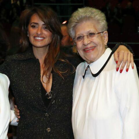 PHOTOS – Penélope Cruz, complice avec la mère de son mari Javier Bardem