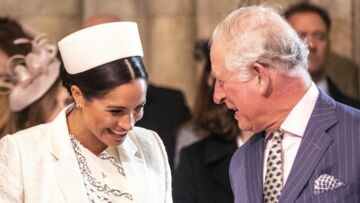 PHOTOS – Meghan Markle, hilare aux côtés du prince Charles: ils ne se quittent plus