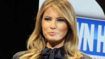 La grosse boulette de Melania Trump qui n'a pas (du tout) fait rire une ministre