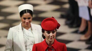 Kate et Meghan épiées par les médias: leur «bise» ne passe pas inaperçue