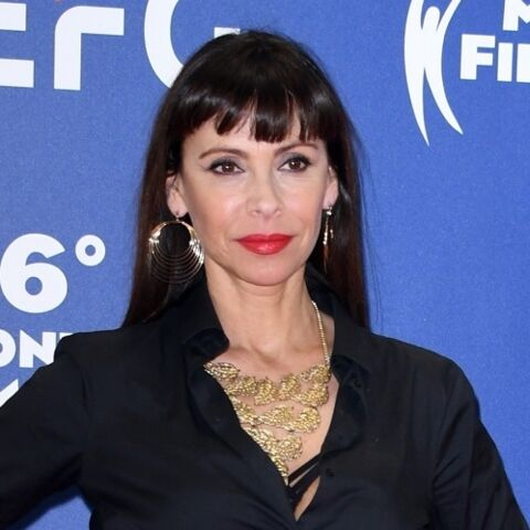 PHOTOS – Mathilda May, toujours aussi sexy à 54 ans