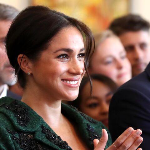 Meghan Markle acceptera-t-elle que sa famille vienne à Londres voir son bébé?