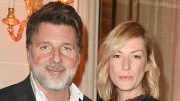 PHOTOS – Philippe Lellouche et Vanessa Boisjean prennent la pose en amoureux