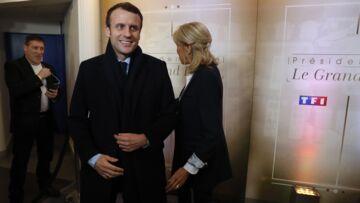 Brigitte Macron, comment a-t-elle vécu les attaques sibyllines de Marine Le Pen?