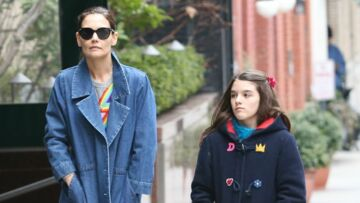 PHOTOS – Katie Holmes : sa fille Suri ressemble de plus en plus à son père Tom Cruise