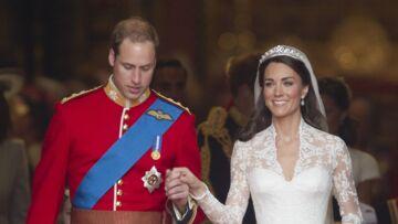 Ce que William a été obligé de faire le jour de son mariage avec Kate Middleton