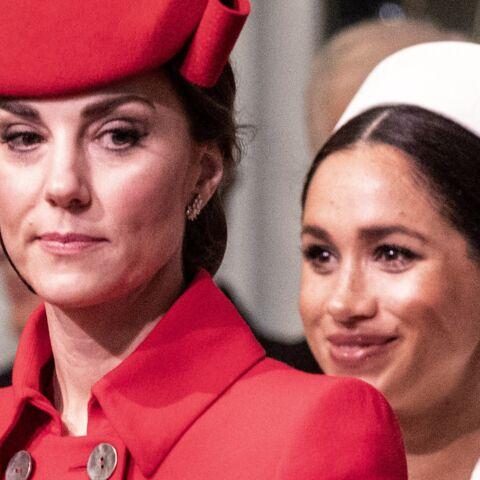 Kate Middleton et Meghan Markle: cette nouvelle intervention de la reine pour mettre fin aux tensions