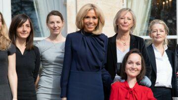 Brigitte Macron, sollicitée par une célèbre actrice: «Je pense que vous êtes une grande dame»