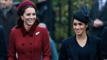 Kate fait de «gros efforts» pour s'entendre avec Meghan… les deux duchesses n'ont pas le choix