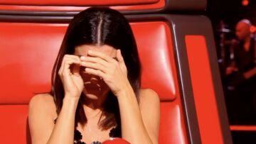 Jenifer en larmes dans The Voice: cette grand-mère qui lui manque tant