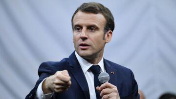 Surprise! Emmanuel Macron a craqué: il s'est accordé une pause au ski
