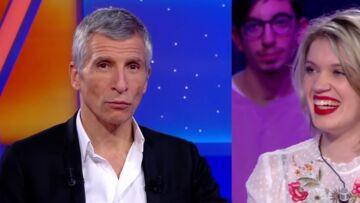 VIDEO – Nagui se moque (gentiment) d'une candidate et de ses critères pour trouver l'amour