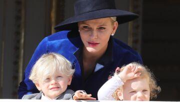 PHOTO – Charlène de Monaco, ses jumeaux Jacques et Gabriella tout sourire pour la St Patrick