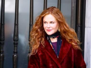 PHOTOS - Nicole Kidman redevient rousse… et rajeunit de 20 ans !
