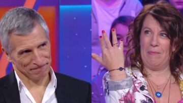 VIDEO – Nagui taquine une candidate sur… ses fiançailles!