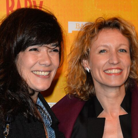 Alexandra Lamy et Mélanie Doutey: deux actrices, deux amies inséparables