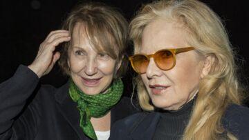 Sylvie Vartan et Nathalie Baye toujours aussi proches: elles affichent leur complicité inébranlable