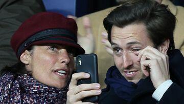 PHOTOS – Alessandra Sublet complice avec un ami, l'animatrice de TF1 tout sourire pour la victoire du PSG