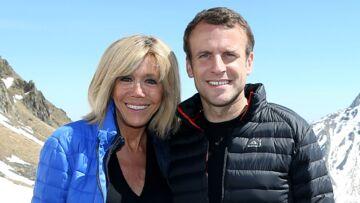 Ces photos d'Emmanuel et Brigitte Macron qui font le tour des réseaux sociaux n'ont pas été prises ce week-end