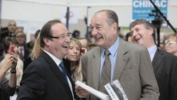 La petite phrase cruelle de Jacques Chirac pour François Hollande