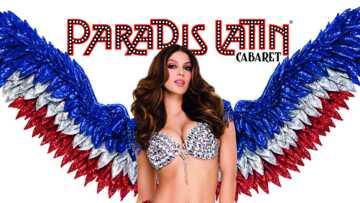 PHOTO – Iris Mittenaere, plus sexy que jamais pour son show au Paradis Latin