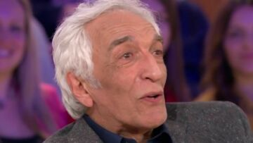 VIDÉO – Gérard Darmon, père à 69 ans: sa réaction après l'étonnement du public de Michel Drucker