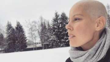 La fille de Michel Leeb atteinte d'un cancer du sein, c'est son frère Tom qui lui a rasé la tête
