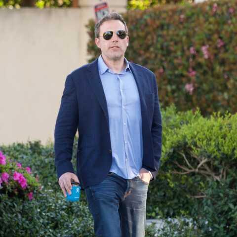 Ben Affleck: comment il mène son combat contre l'alcoolisme