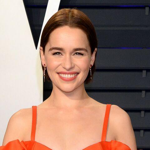 """Emilia Clarke de """"Games of thrones"""", victime de deux ruptures d'anévrismes en deux ans: """"Je voulais en finir"""""""