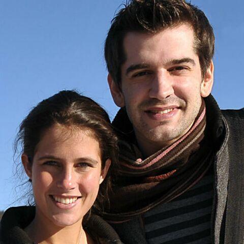 Clémence Castel raconte le premier plan drague de son mari Mathieu Johann