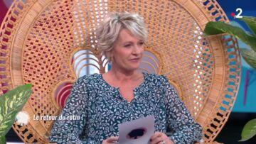 VIDÉO – Sophie Davant coquine: cette chaise en rotin devenue culte qui a perturbé son équipe