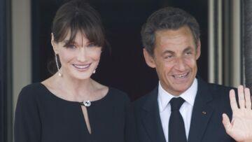 L'adorable réaction de Giulia, la fille de Carla et Nicolas Sarkozy, quand elle est revenue à l'Elysée