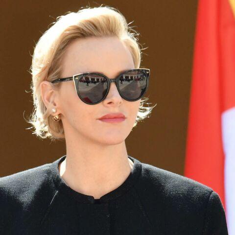 PHOTOS – Charlène de Monaco très star, au côté du couple présidentiel chinois à Monaco